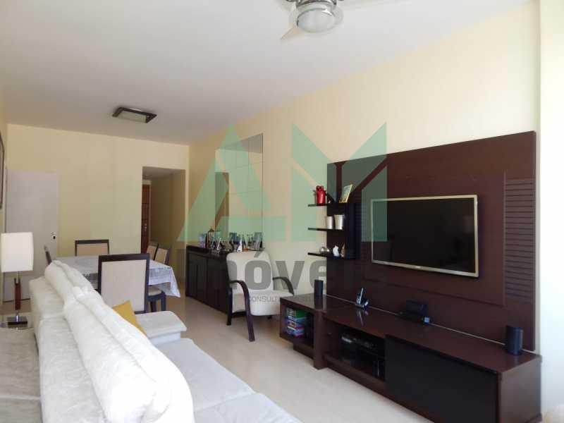 Sala  - Apartamento À Venda - Grajaú - Rio de Janeiro - RJ - 1146 - 5
