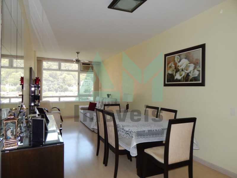 Sala  - Apartamento À Venda - Grajaú - Rio de Janeiro - RJ - 1146 - 4