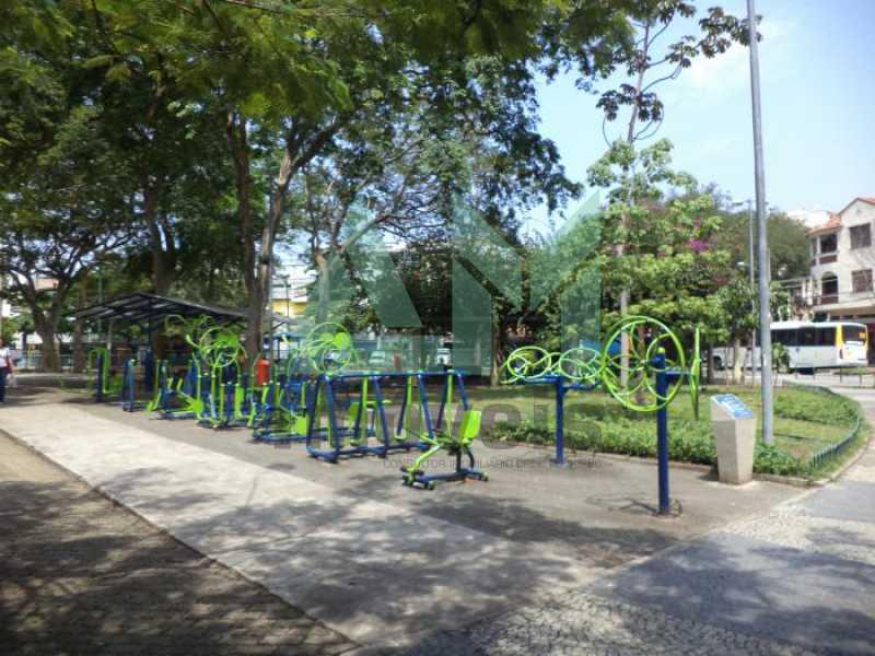 Academia Ar Livre - Apartamento À Venda - Grajaú - Rio de Janeiro - RJ - 1146 - 17
