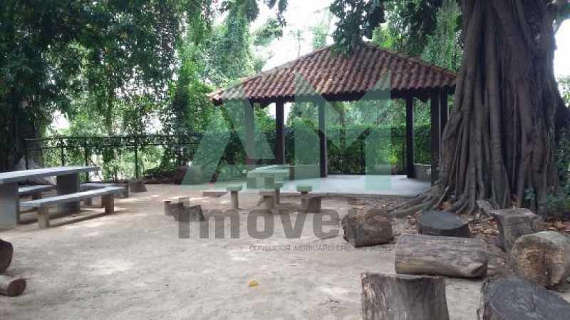 Parque Florestal - Apartamento À Venda - Grajaú - Rio de Janeiro - RJ - 1146 - 15