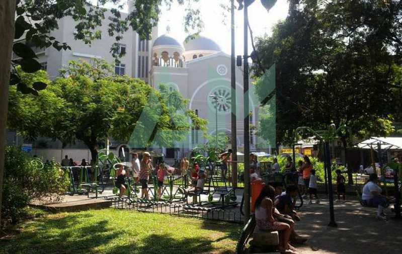 Praça Edmundo Rego - Apartamento À Venda - Grajaú - Rio de Janeiro - RJ - 1146 - 18