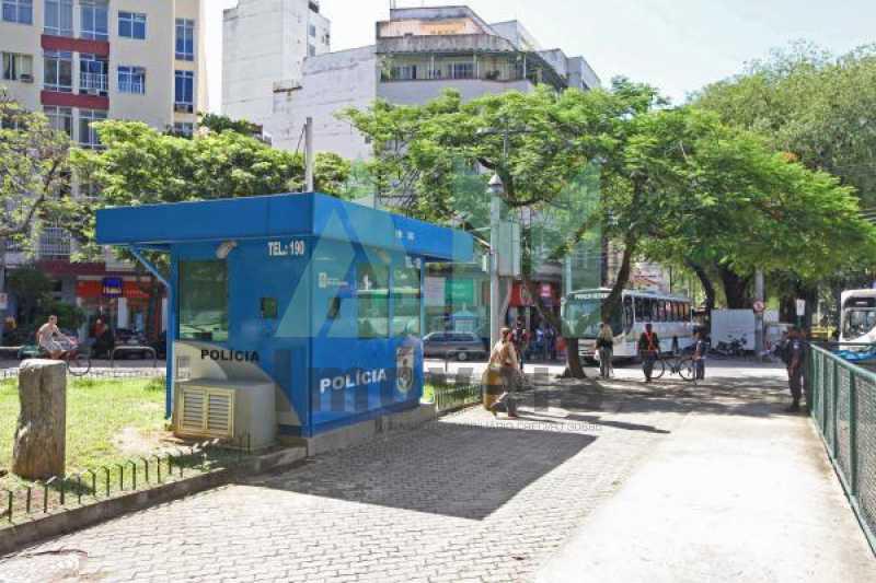 Segurança Pública - Apartamento À Venda - Grajaú - Rio de Janeiro - RJ - 1146 - 20