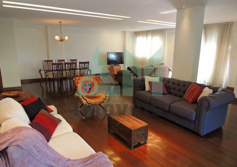 Sala - Apartamento À Venda - Tijuca - Rio de Janeiro - RJ - 1015 - 4