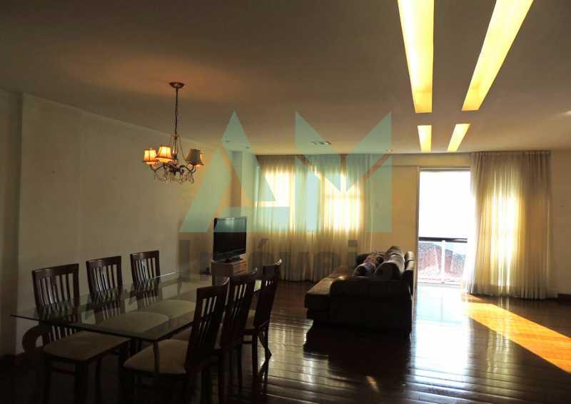 Sala - Apartamento À Venda - Tijuca - Rio de Janeiro - RJ - 1015 - 5