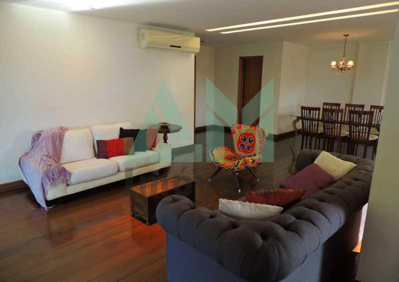 Sala - Apartamento À Venda - Tijuca - Rio de Janeiro - RJ - 1015 - 7