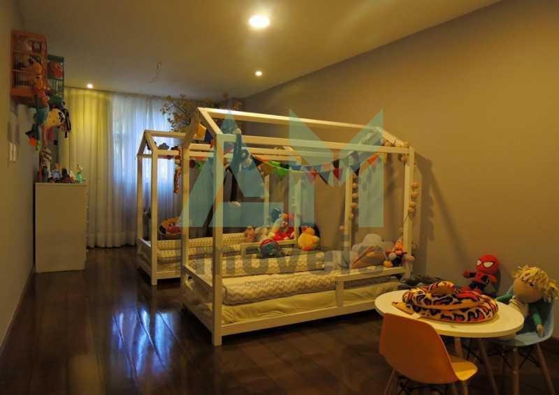 Quarto - Apartamento À Venda - Tijuca - Rio de Janeiro - RJ - 1015 - 9