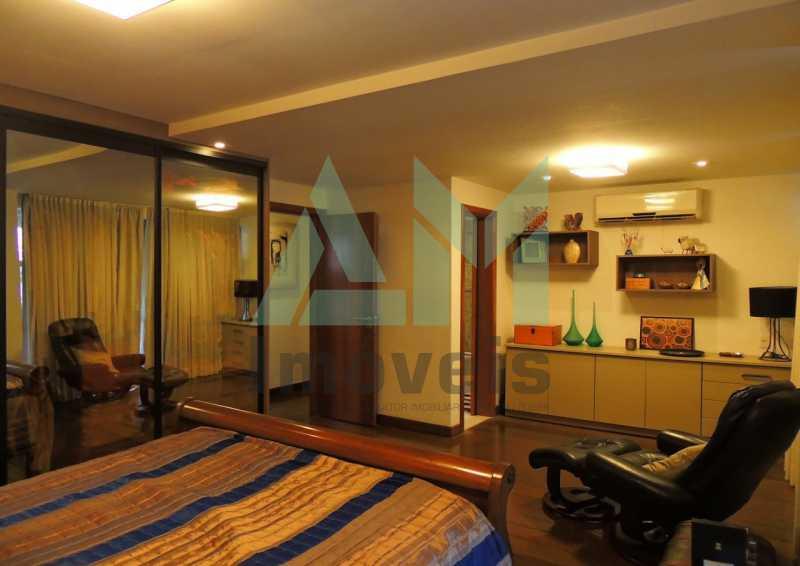Quarto - Apartamento À Venda - Tijuca - Rio de Janeiro - RJ - 1015 - 11