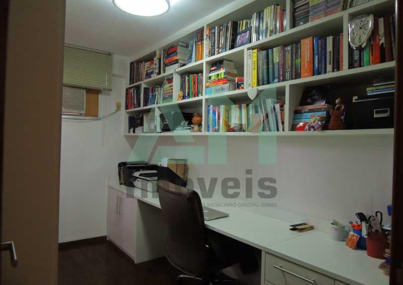 Escritório - Apartamento À Venda - Tijuca - Rio de Janeiro - RJ - 1015 - 12