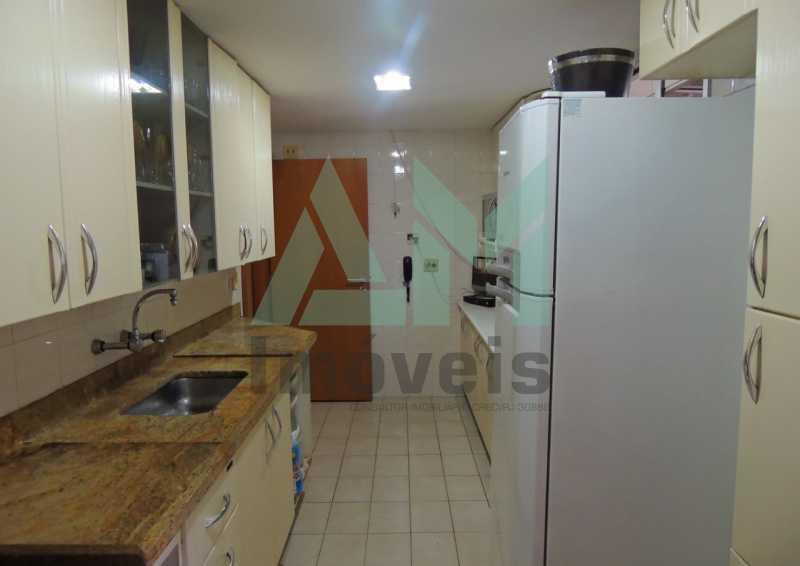 Cozinha - Apartamento À Venda - Tijuca - Rio de Janeiro - RJ - 1015 - 17