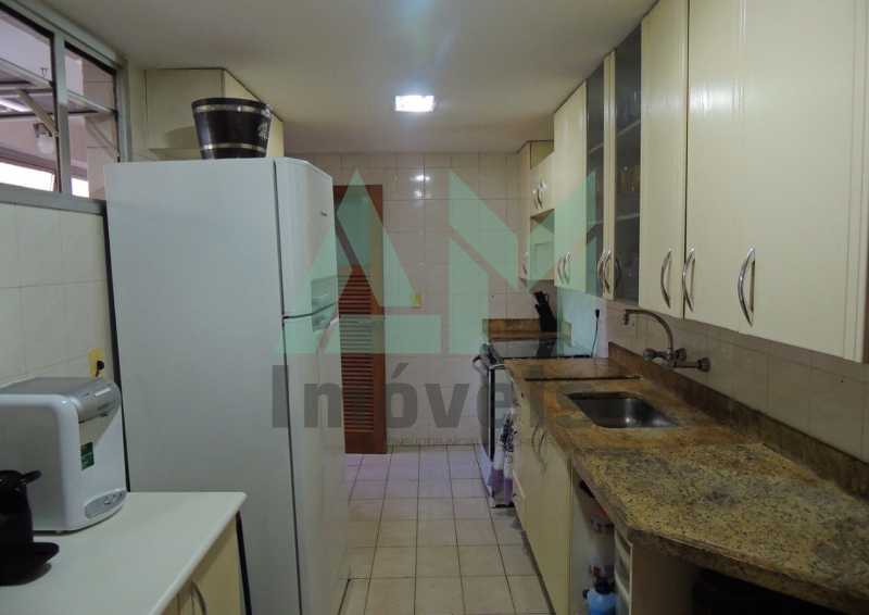 Cozinha - Apartamento À Venda - Tijuca - Rio de Janeiro - RJ - 1015 - 18