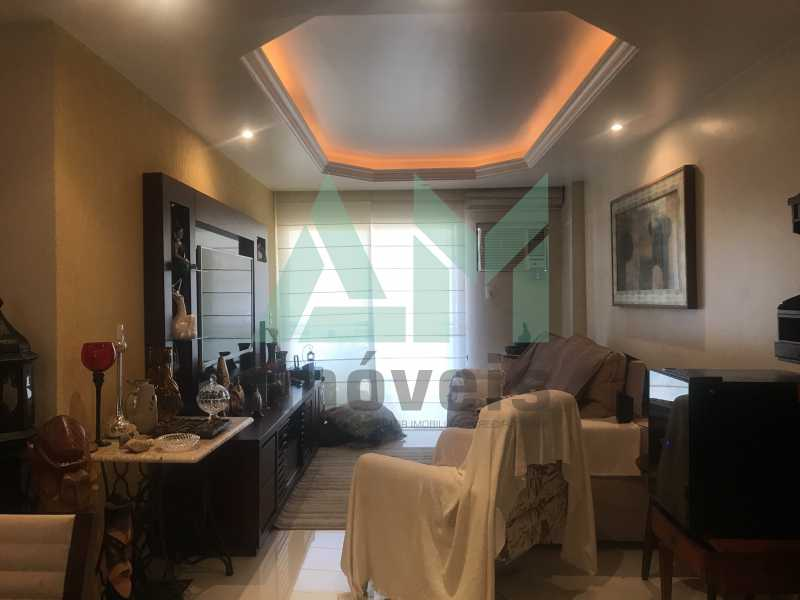 Sala - Apartamento À Venda - Tijuca - Rio de Janeiro - RJ - 1161 - 3