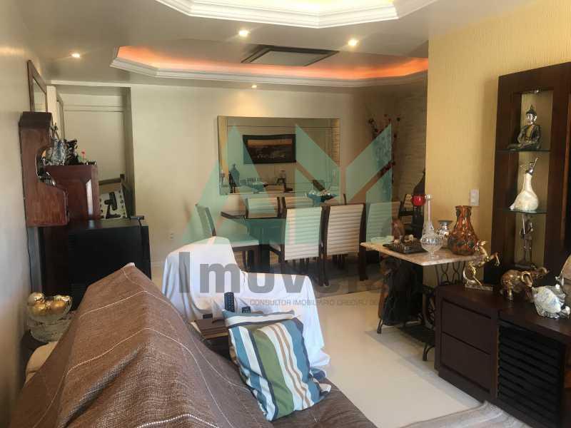 Sala - Apartamento À Venda - Tijuca - Rio de Janeiro - RJ - 1161 - 5