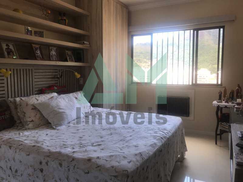 Quarto - Apartamento À Venda - Tijuca - Rio de Janeiro - RJ - 1161 - 9