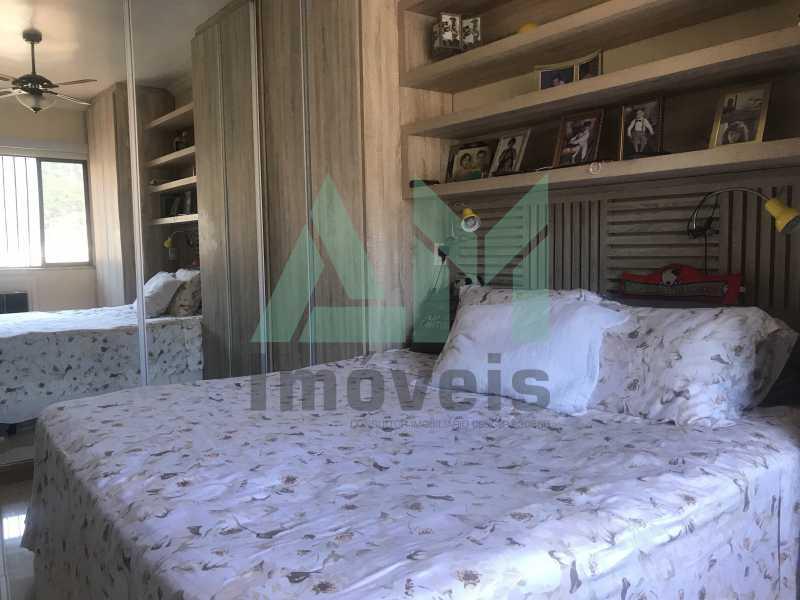 Quarto - Apartamento À Venda - Tijuca - Rio de Janeiro - RJ - 1161 - 10