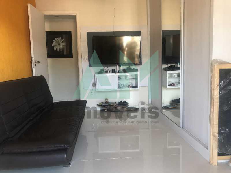 Quarto - Apartamento À Venda - Tijuca - Rio de Janeiro - RJ - 1161 - 8
