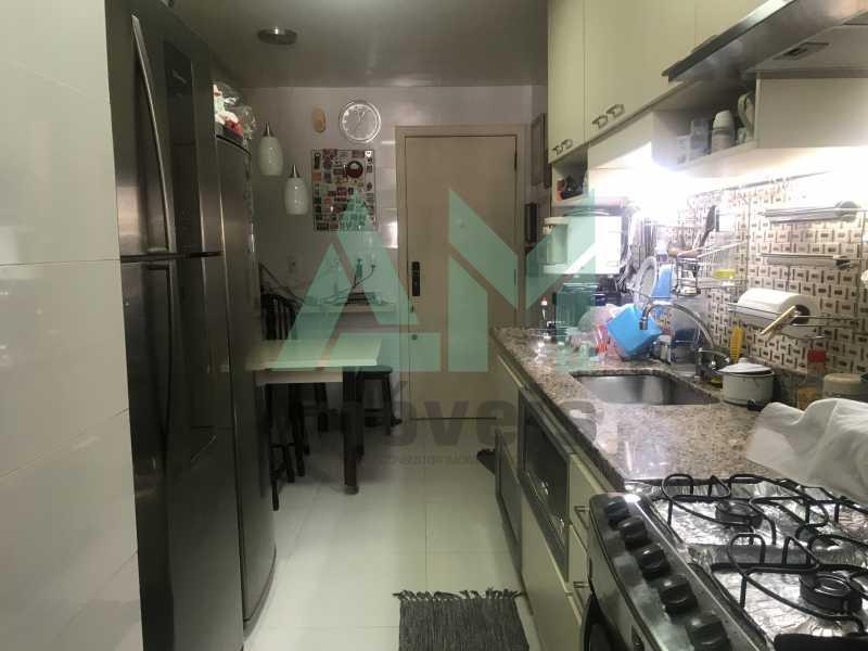 Cozinha - Apartamento À Venda - Tijuca - Rio de Janeiro - RJ - 1161 - 13