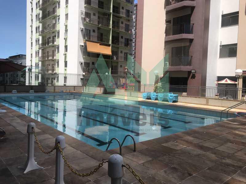 Piscina - Apartamento À Venda - Tijuca - Rio de Janeiro - RJ - 1161 - 20