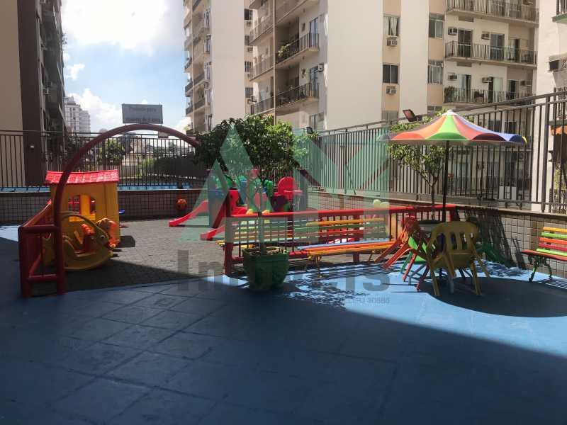 Parquinho Infatil - Apartamento À Venda - Tijuca - Rio de Janeiro - RJ - 1161 - 16