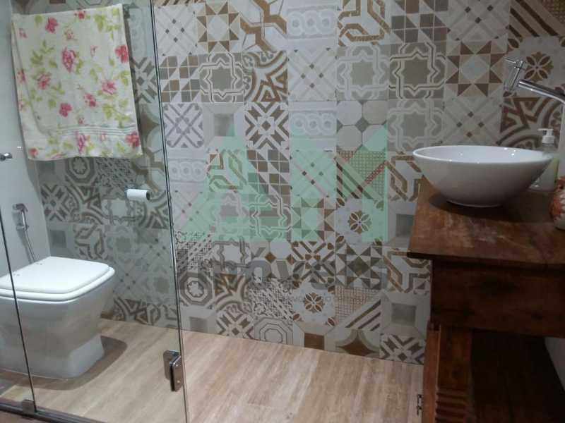 Banheiro Social - Apartamento À Venda - Tijuca - Rio de Janeiro - RJ - 1175 - 16