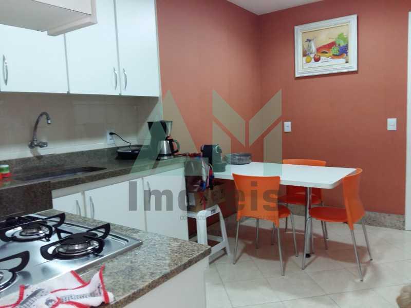 Copa Cozinha - Apartamento À Venda - Tijuca - Rio de Janeiro - RJ - 1175 - 19