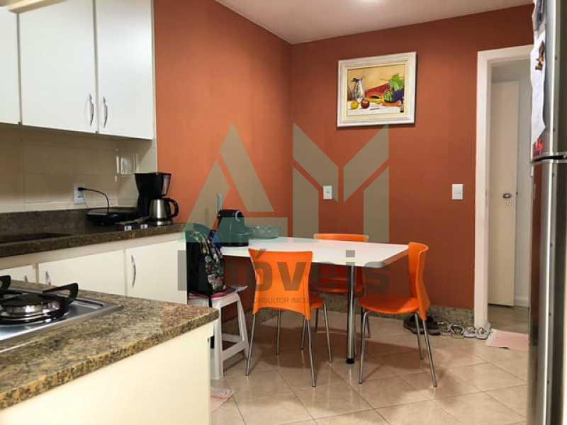 Copa Cozinha - Apartamento À Venda - Tijuca - Rio de Janeiro - RJ - 1175 - 21