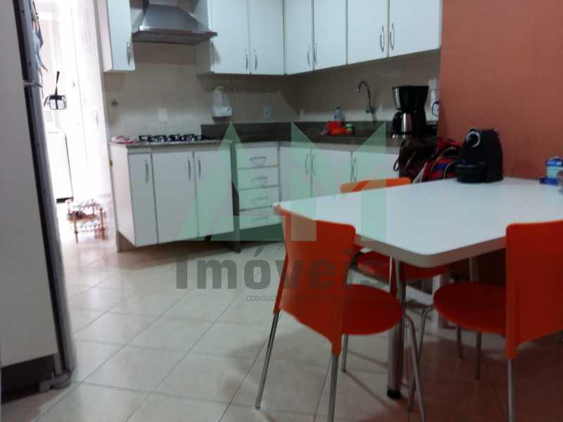 Copa Cozinha - Apartamento À Venda - Tijuca - Rio de Janeiro - RJ - 1175 - 20