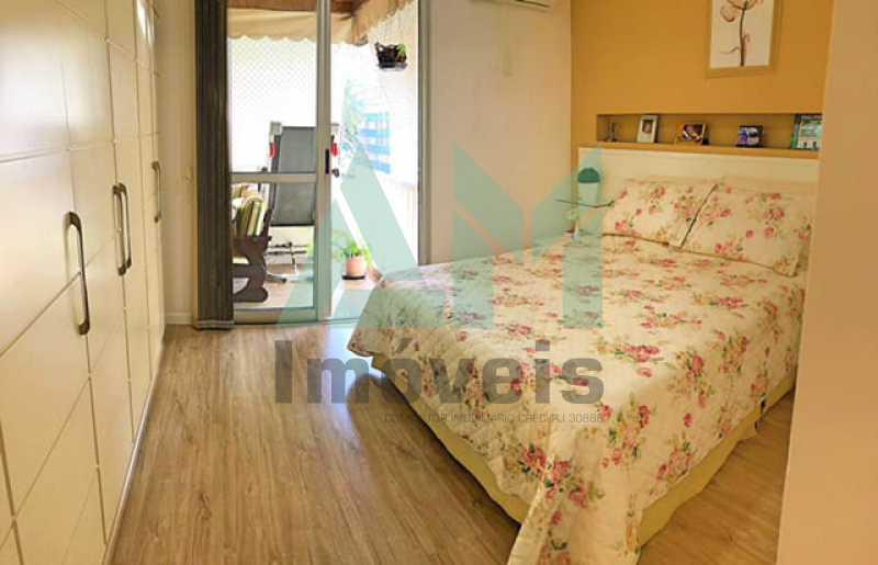Quarto  - Apartamento À Venda - Tijuca - Rio de Janeiro - RJ - 1175 - 13