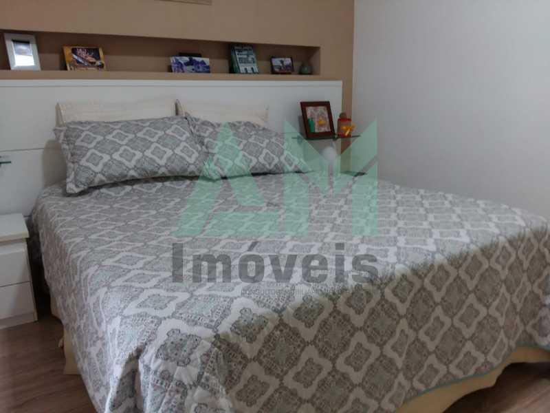 Quarto  - Apartamento À Venda - Tijuca - Rio de Janeiro - RJ - 1175 - 12