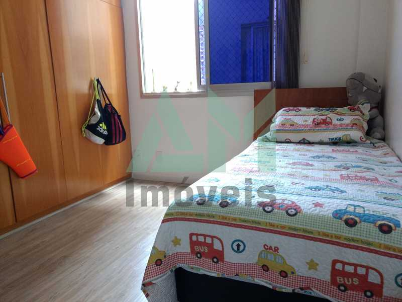 Quarto  - Apartamento À Venda - Tijuca - Rio de Janeiro - RJ - 1175 - 10