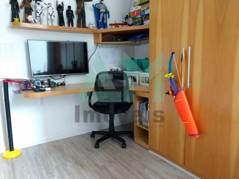 Quarto  - Apartamento À Venda - Tijuca - Rio de Janeiro - RJ - 1175 - 11