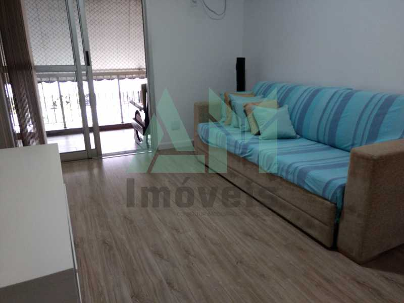 Quarto  - Apartamento À Venda - Tijuca - Rio de Janeiro - RJ - 1175 - 15
