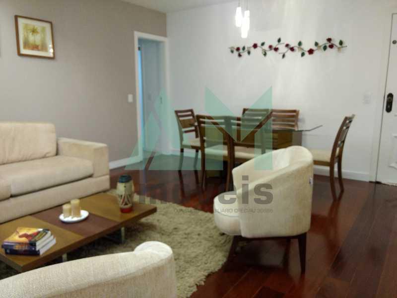 Sala - Apartamento À Venda - Tijuca - Rio de Janeiro - RJ - 1175 - 5