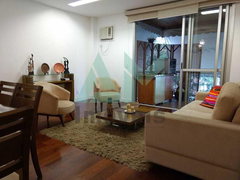 Sala - Apartamento À Venda - Tijuca - Rio de Janeiro - RJ - 1175 - 8