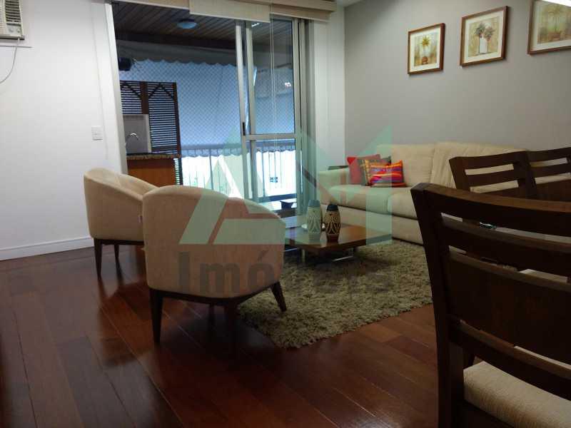 Sala - Apartamento À Venda - Tijuca - Rio de Janeiro - RJ - 1175 - 9
