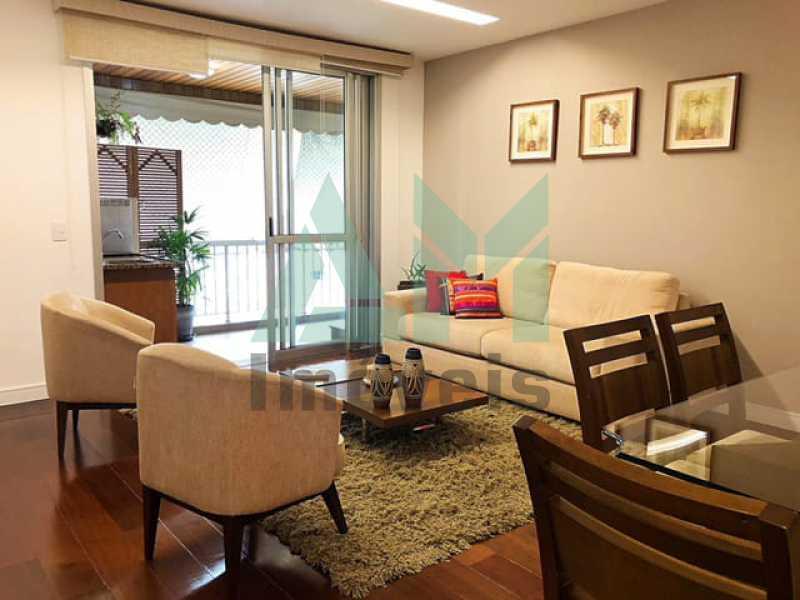 Sala - Apartamento À Venda - Tijuca - Rio de Janeiro - RJ - 1175 - 4