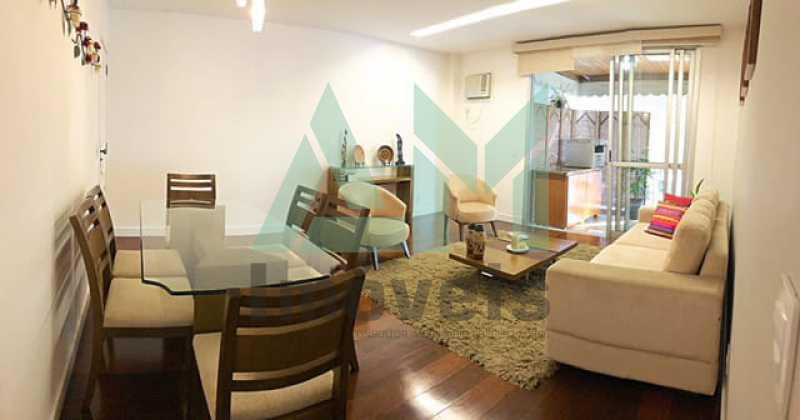 Sala - Apartamento À Venda - Tijuca - Rio de Janeiro - RJ - 1175 - 6