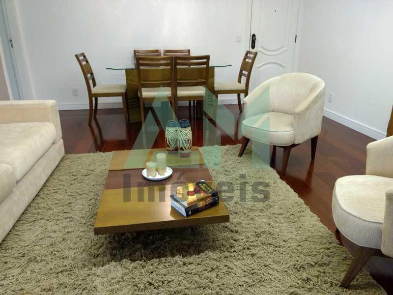 Sala - Apartamento À Venda - Tijuca - Rio de Janeiro - RJ - 1175 - 7