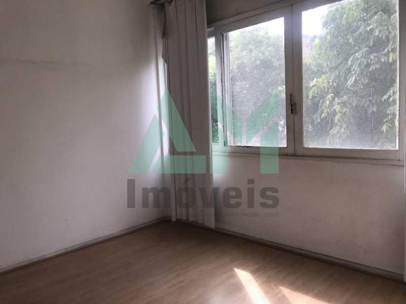 Quarto - Apartamento À Venda - Grajaú - Rio de Janeiro - RJ - 1178 - 7