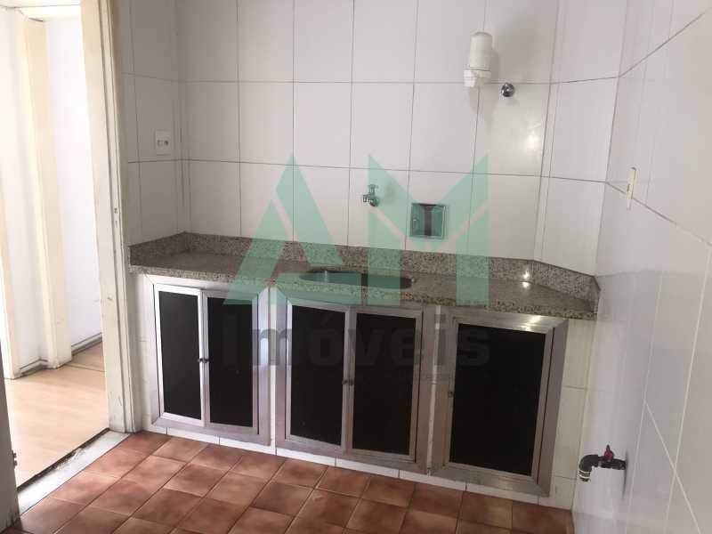 Cozinha - Apartamento À Venda - Grajaú - Rio de Janeiro - RJ - 1178 - 10