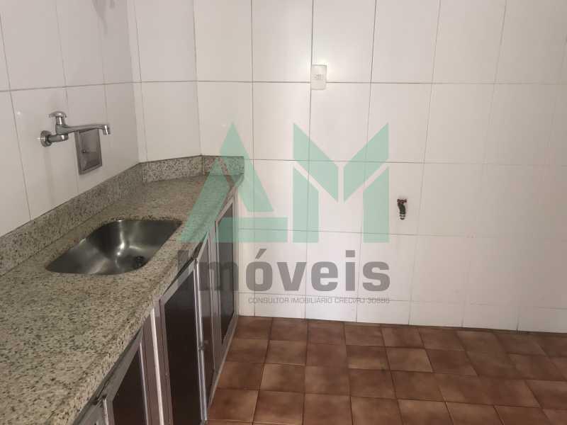 Cozinha - Apartamento À Venda - Grajaú - Rio de Janeiro - RJ - 1178 - 11