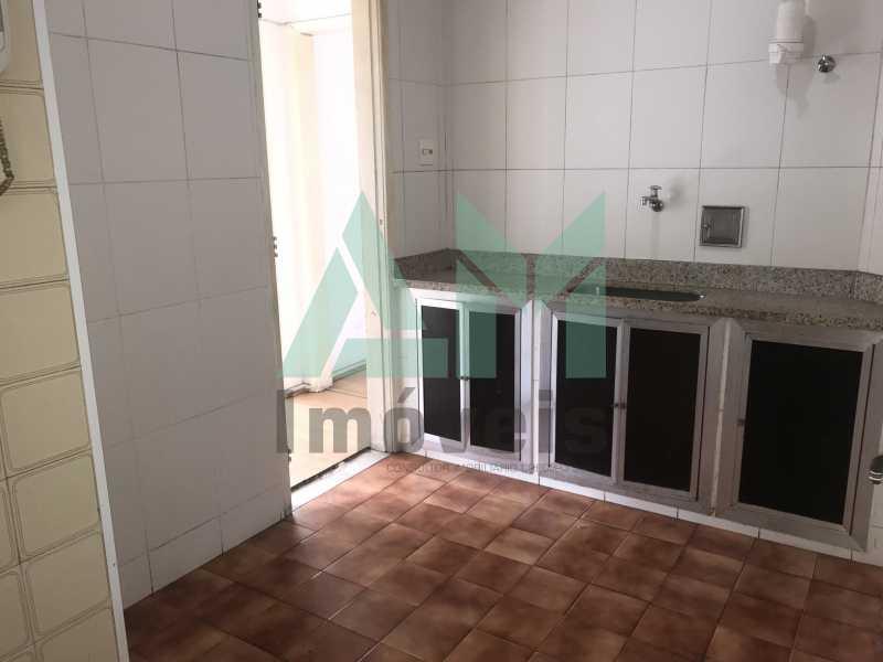 Cozinha - Apartamento À Venda - Grajaú - Rio de Janeiro - RJ - 1178 - 12