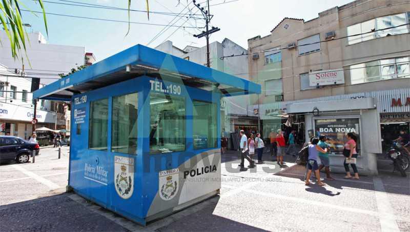 Segurança Publica - Apartamento À Venda - Grajaú - Rio de Janeiro - RJ - 1178 - 17