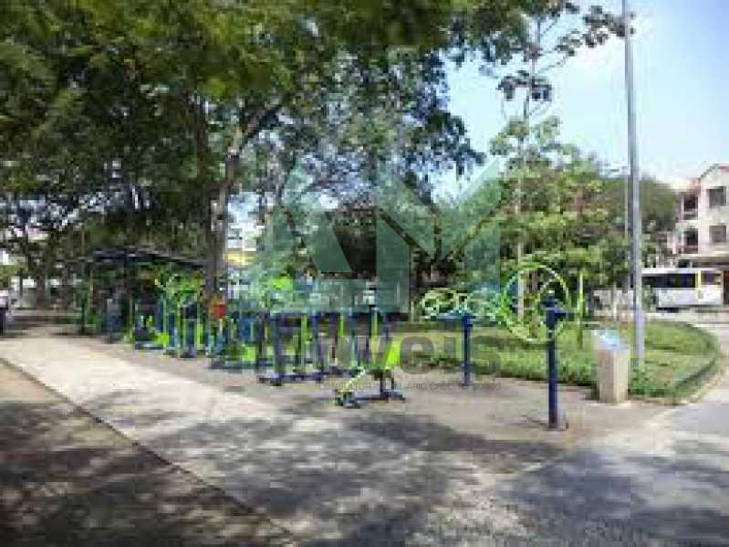 Academia Ar Livre - Apartamento À Venda - Grajaú - Rio de Janeiro - RJ - 1178 - 19