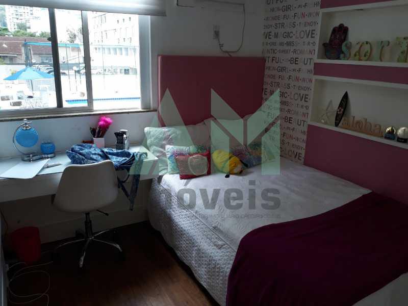 Quarto - Apartamento À Venda - Tijuca - Rio de Janeiro - RJ - 1185 - 9