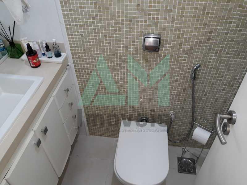 Banheiro Suite - Apartamento À Venda - Tijuca - Rio de Janeiro - RJ - 1185 - 16