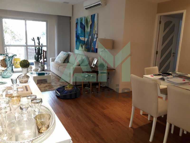 Sala - Apartamento À Venda - Tijuca - Rio de Janeiro - RJ - 1185 - 5