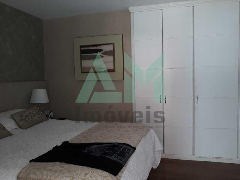 Quarto - Apartamento À Venda - Tijuca - Rio de Janeiro - RJ - 1185 - 11