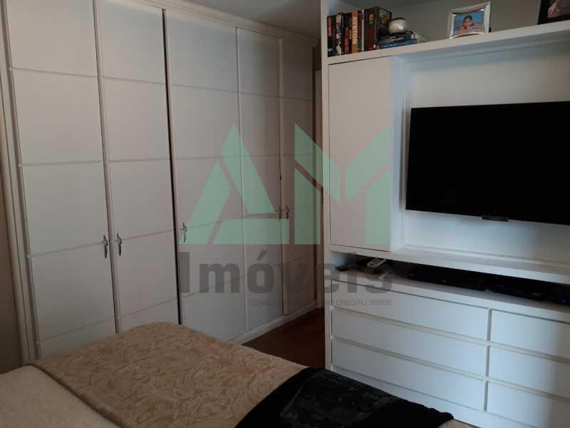 Quarto - Apartamento À Venda - Tijuca - Rio de Janeiro - RJ - 1185 - 12