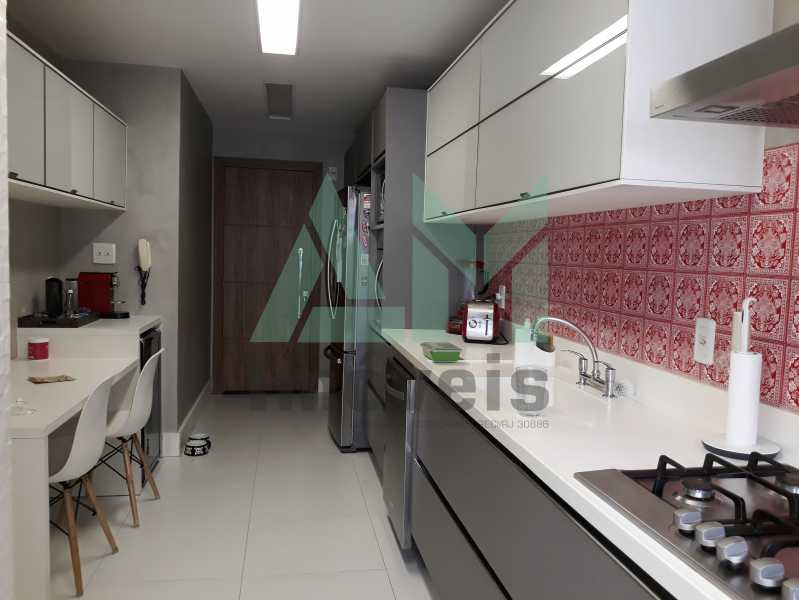 Cozinha - Apartamento À Venda - Tijuca - Rio de Janeiro - RJ - 1185 - 17