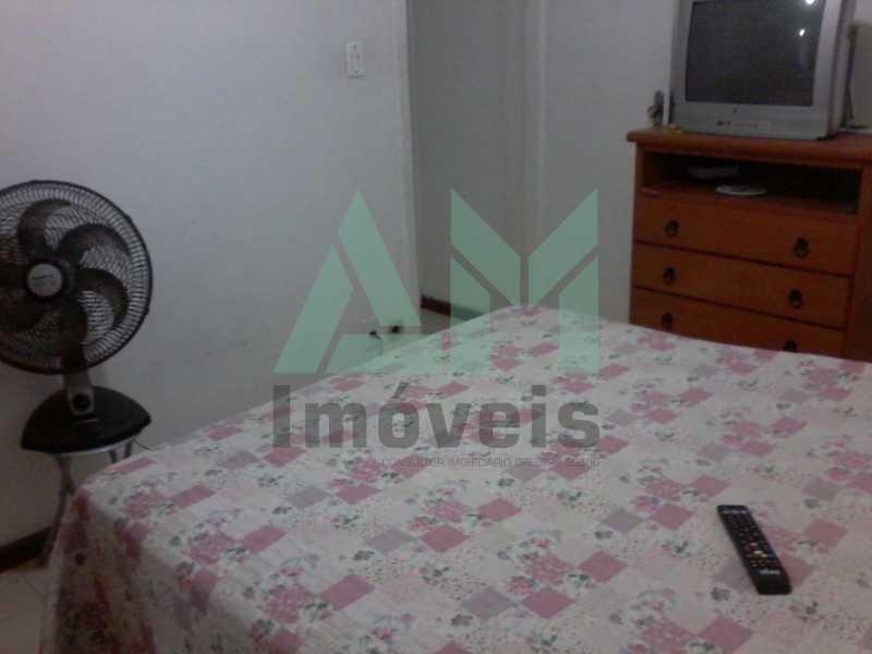 Quarto - Apartamento À Venda - Maracanã - Rio de Janeiro - RJ - 1035 - 6